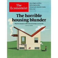 The Economist: The Horrible Housing Blunder - No 03.20