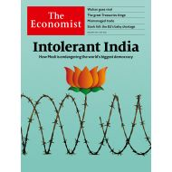 The Economist: Intolerant India - No 04.20