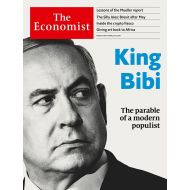 The Economist: King Bibi - No 13.19