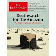 The Economist: Deathwatch From The Amazon - No.31.19