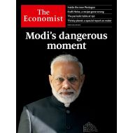 The Economist: Modis Dangerous Moment - No.9.19