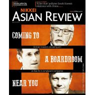 Nikkei Asian Review: Coming To a Boardroom Near You - No.14.19