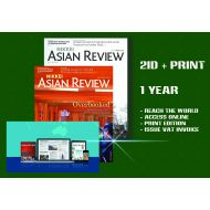 Nikkei Asian Review: Corporate Plan - 2 ID online + Print edition