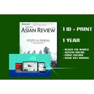 Nikkei Asian Review: Corporate Plan - 1 ID online + Print edition